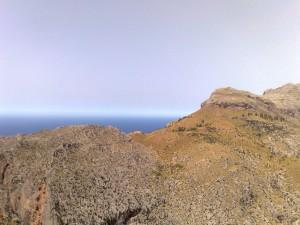 Somewhere outside Deia in Mallorca
