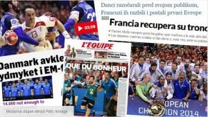 Håndball EM Danmark