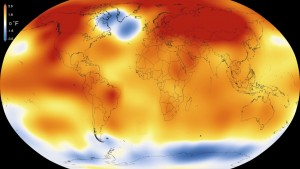 NASA Global Warming